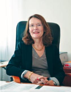 Élisabeth Beau, Directrice Générale