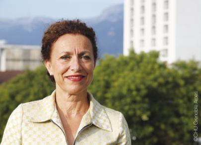 Monique Sorrentino, Directrice Générale