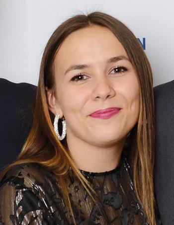 Andréa Octrue, Responsable France d'IDERI