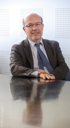 Thomas Le Ludec, Directeur Général
