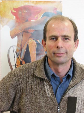 Philippe Cinquin, Président de l'Association Française d'Informatique Médicale