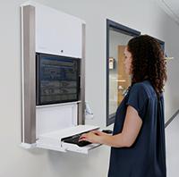 Rassembler les nouvelles technologies, les soignants et les patients
