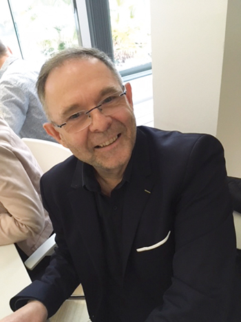 Didier Girard, Ingénieur en  restauration hospitalière