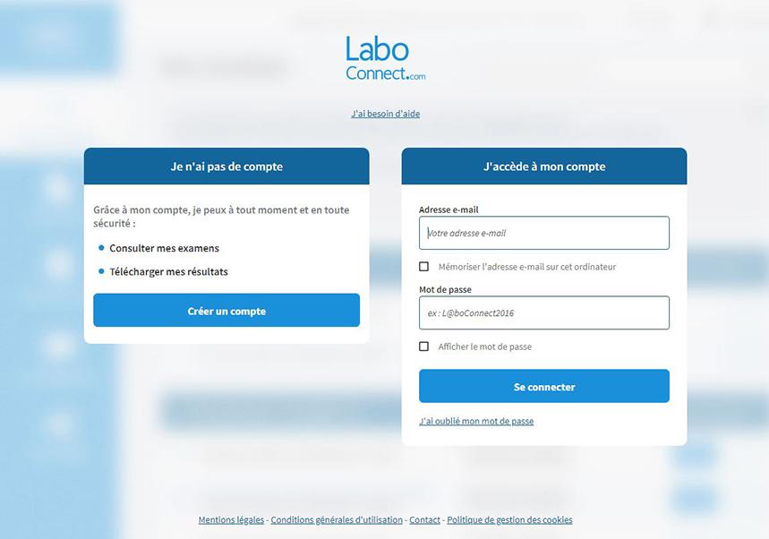 LaboConnect, une plateforme de services centrée sur les patients