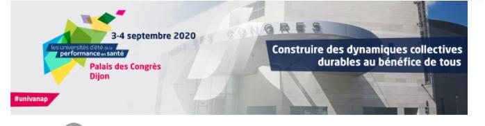#univanap : Appel à communication 2020 « Construire des dynamiques collectives durables au bénéfice de tous »