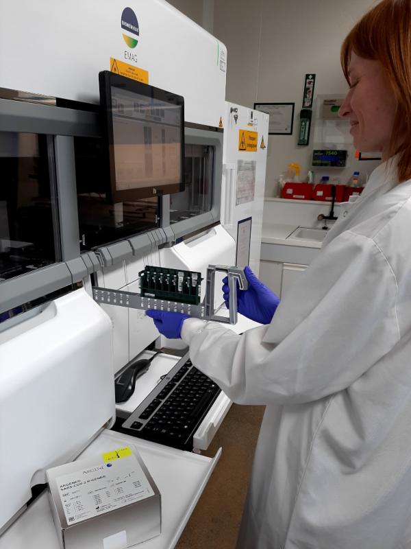 CORONAVIRUS : Faites le point avec bioMérieux sur les réponses apportées aux enjeux de la pandémie COVID-19