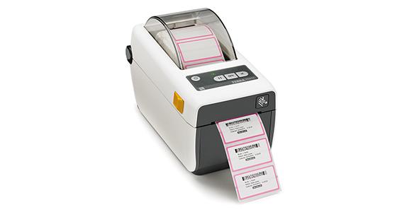 L'imprimante thermique ultra-compacte Zebra Technologies ZD410-HC