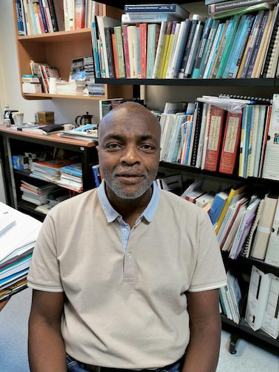 Ludwig-Serge Aho-Glélé, responsable du service d'épidémiologie et d'hygiène hospitalière du CHU Dijon-Bourgogne. ©DR
