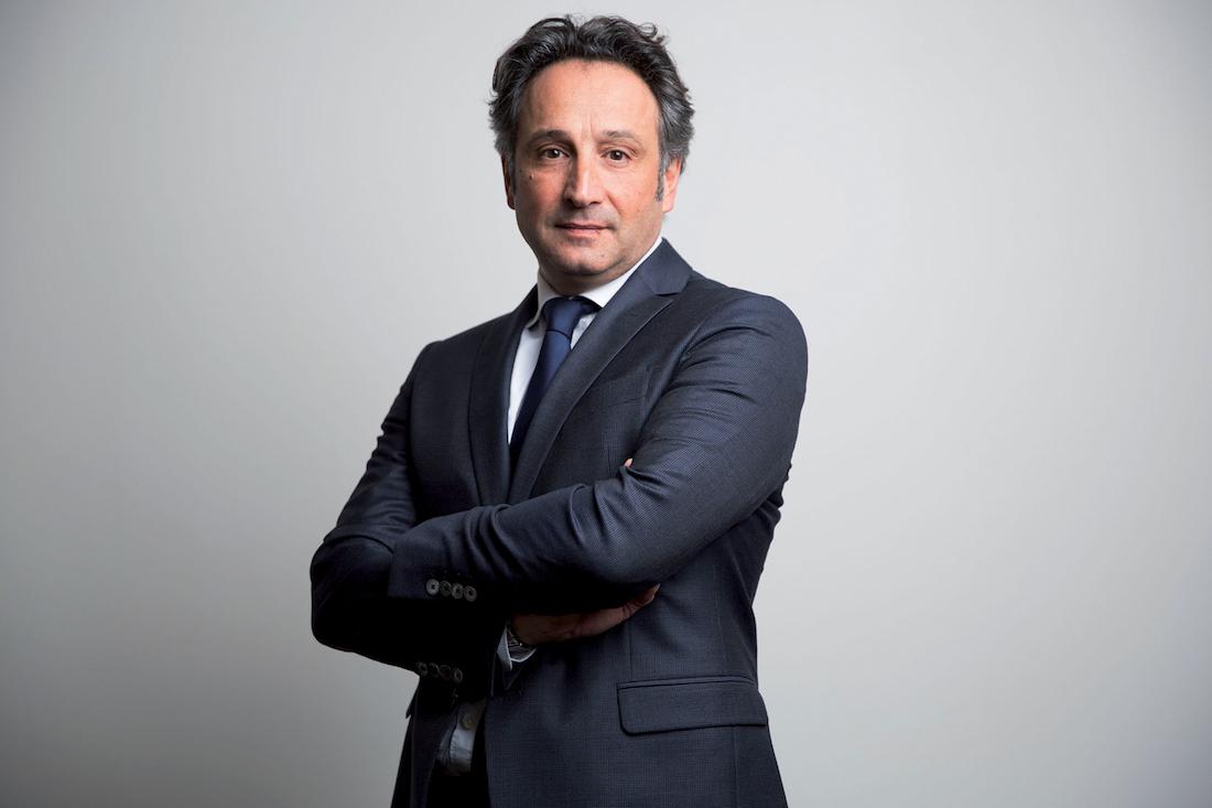 Lorenzo Mannara, directeur commercial de la société Armstrong. ©DR