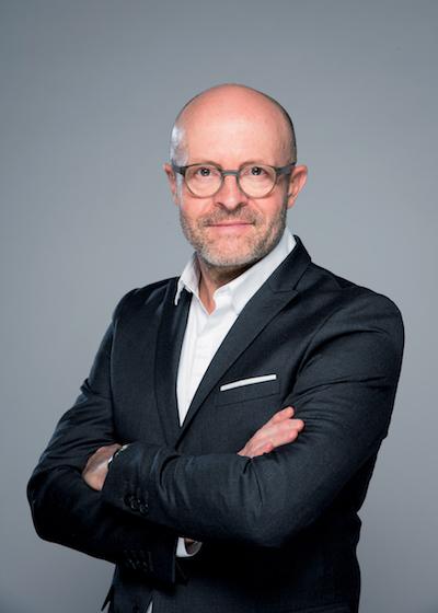 Christophe Lainé, président du Laboratoire Rivadis. ©DR