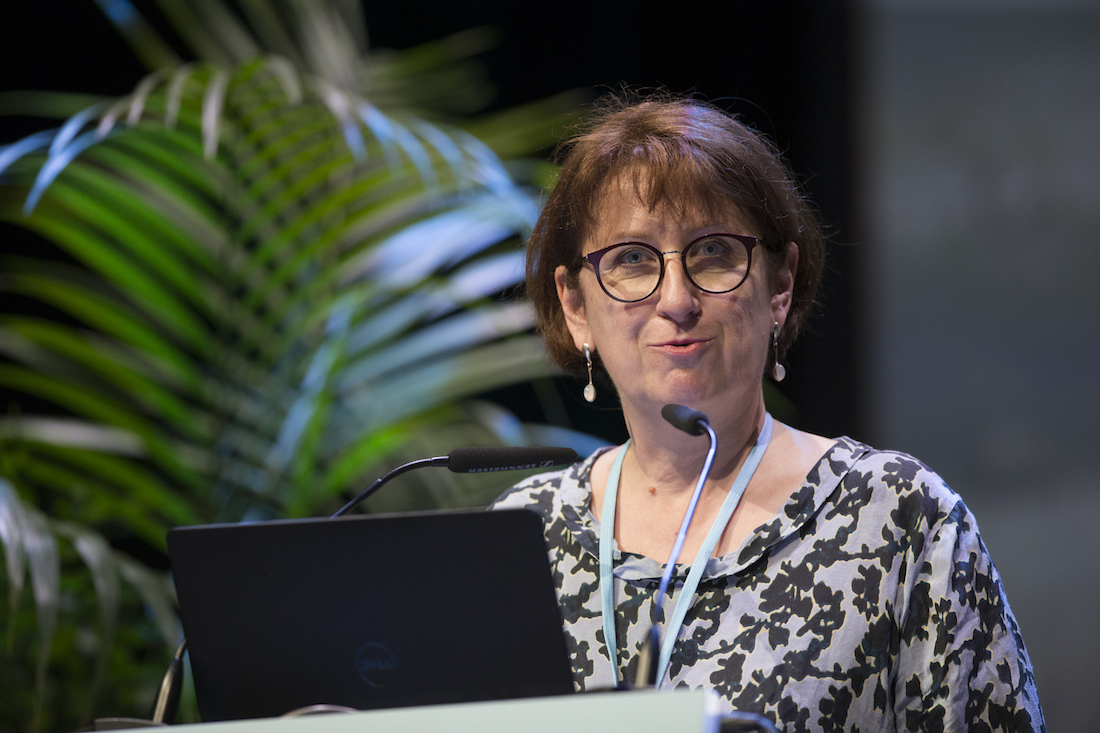 Mireille Jouannet-Romaszko, présidente du SYNPREFH. ©DR