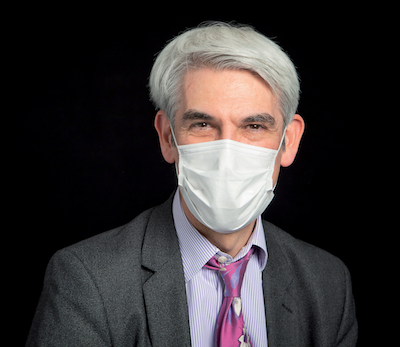 Mario Di Palma, directeur médical de l'HAP. © Nathalie Courau