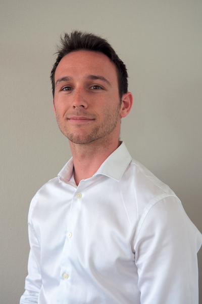 Théo Piolin, élève-directeur au Centre Hospitalier de Cornouaille Quimper-Concarneau. ©DR