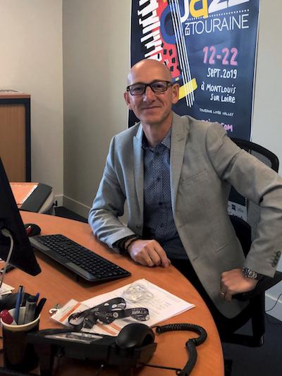 Didier Baty, directeur des systèmes d'information pour le roupe Saint-Gatien. ©DR