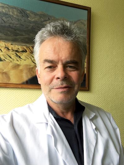 Xavier Palette, président du SNBH. ©DR
