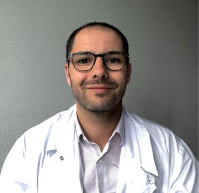 Louis Lacaille, praticien hospitalier aux Hospices Civils de Lyon. ©DR