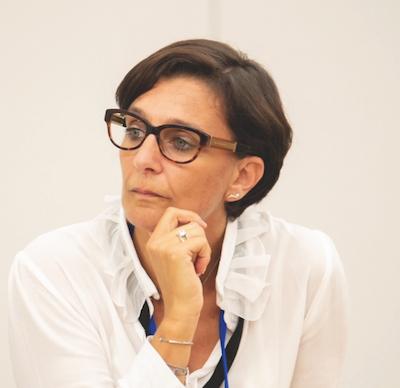 Evelyne Thierry, cheffe de projet du GCS BIH SIH47. ©DR