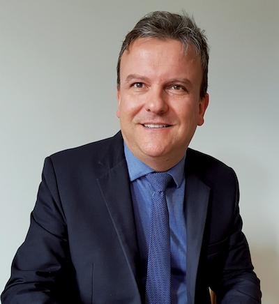 Frédéric Chardot, directeur commercial chez l'éditeur Alpes Deis. ©DR
