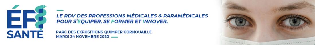 EFI SANTÉ, un nouveau salon dédié aux professionnels de la santé