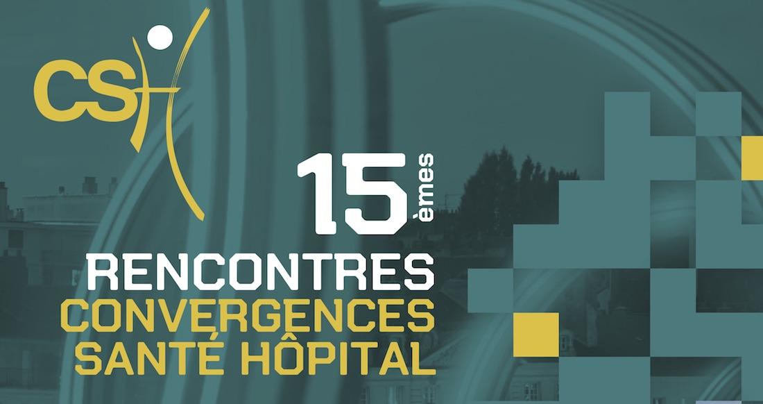 Les 15e Rencontres Convergences Santé Hôpital sont maintenues