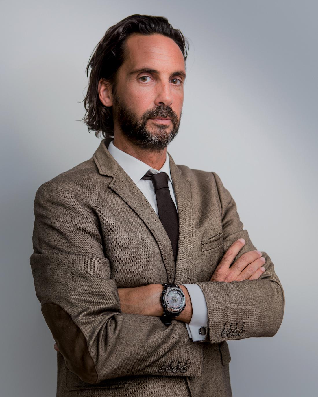 David Descatoire, directeur des ventes de la division Établissements publics. © Softway Medical