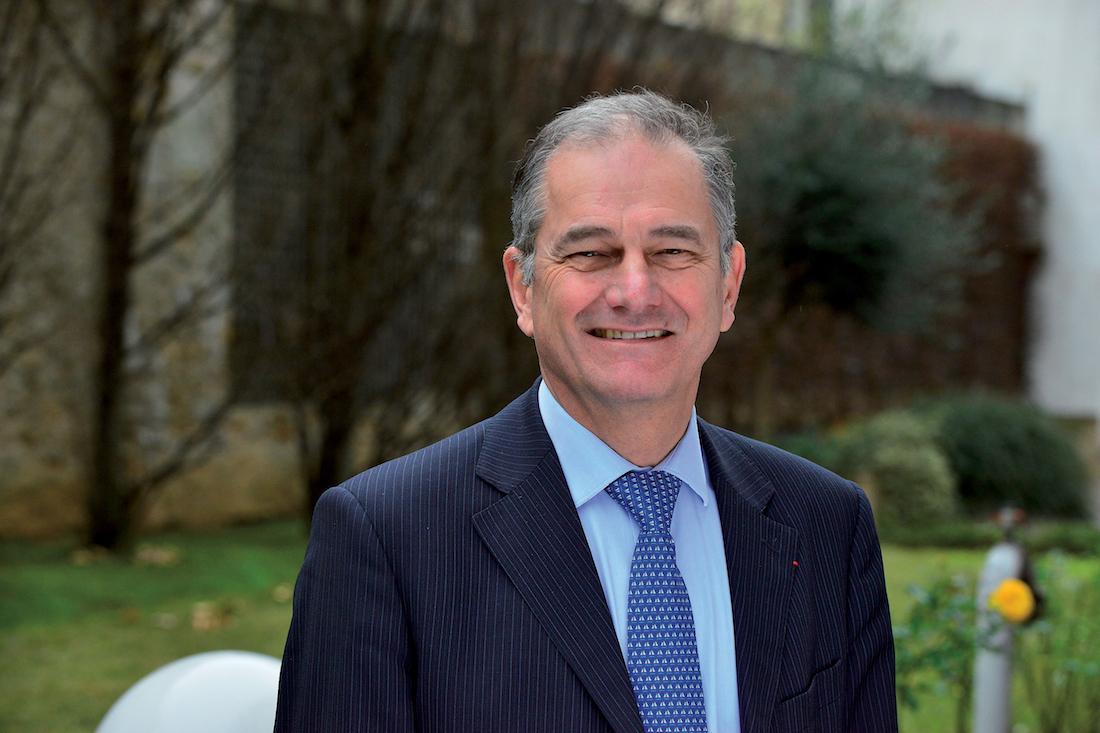 Antoine Perrin, directeur général de la FEHAP. ©DR