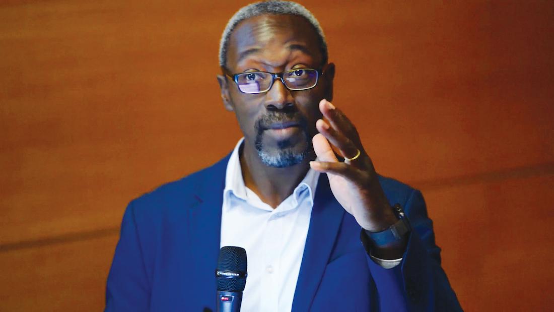Amah Kouevi, directeur de l'IFEP. ©DR