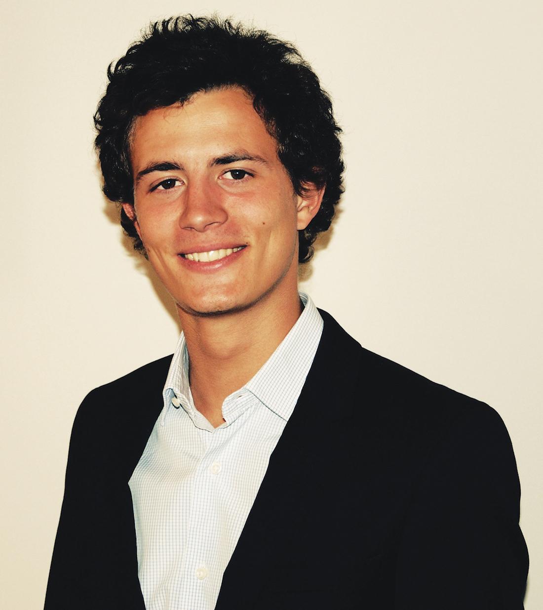 Arthur Delapalme, co-fondateur de Codoc. ©DR