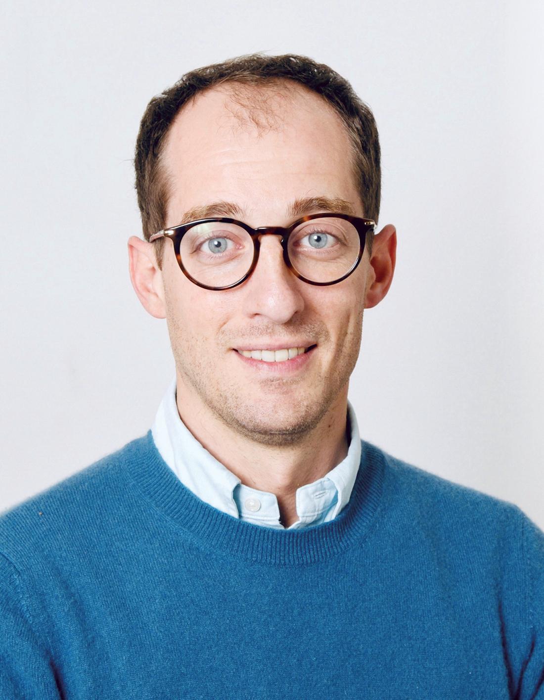 Stéphane Sanchez, responsable de l'Information Médicale du CH de Troyes. ©DR