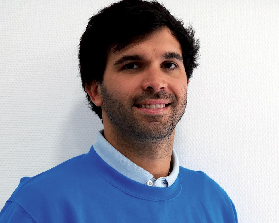 Hubert Viot, président directeur-général de Maela. ©DR
