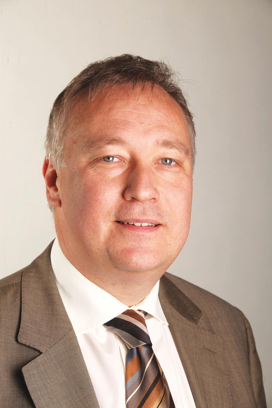 Le Pr. Philippe Kolh, directeur du Département de la Gestion des Systèmes d'Information pour le CHU de Liège. ©DR