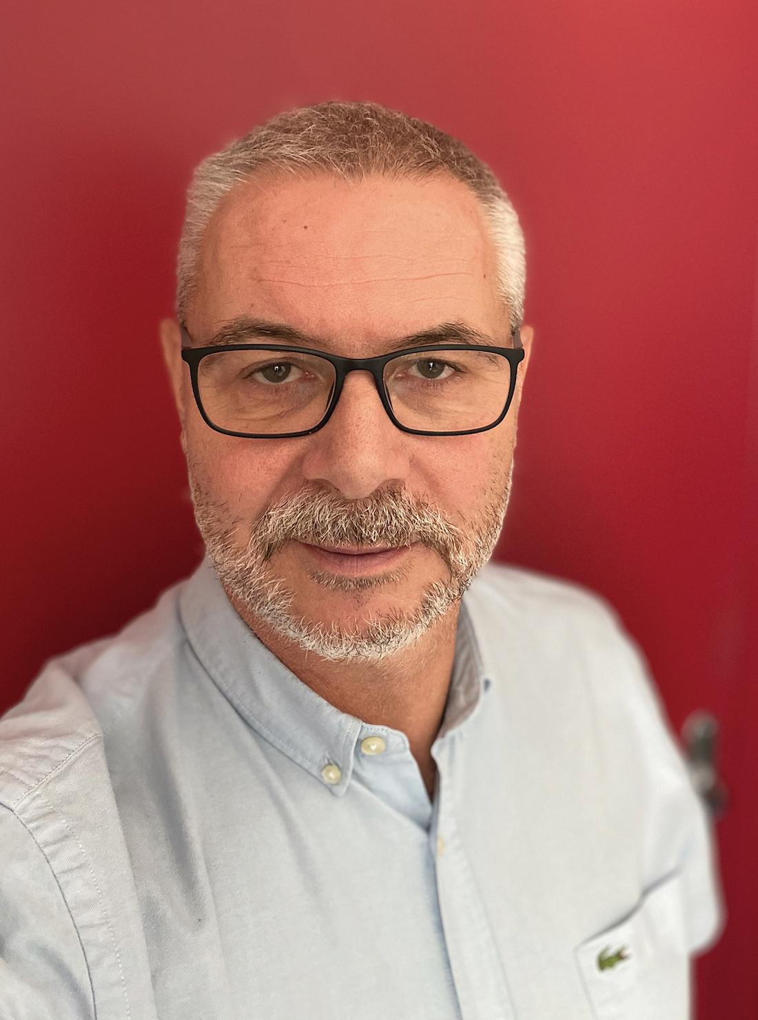 Dominique Faivre, responsable des Systèmes d'Information du CH intercommunal de Haute-Comté. ©DR