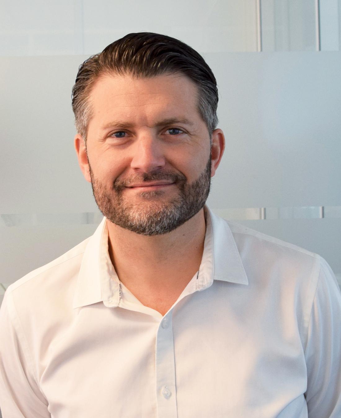 Sébastien Nommer, chef du marché Santé pour le Groupe Paredes. ©DR
