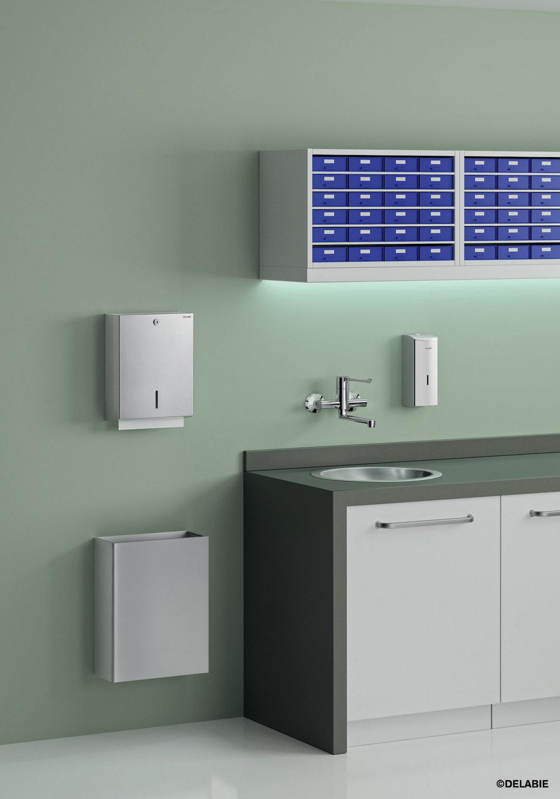 Des accessoires d'hygiène pour limiter la prolifération bactérienne
