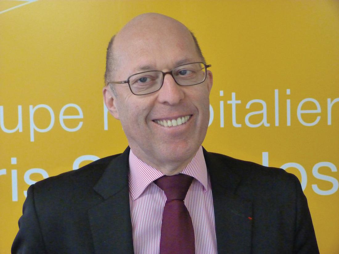 Jean-Patrick Lajonchère, directeur général du Groupe Hospitalier Paris Saint-Joseph (GHPSJ). ©DR