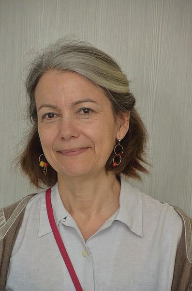 Le Dr Marina Martinowsky, cheffe de projet à l'Agence Régionale de Santé d'Île-de-France. ©DR