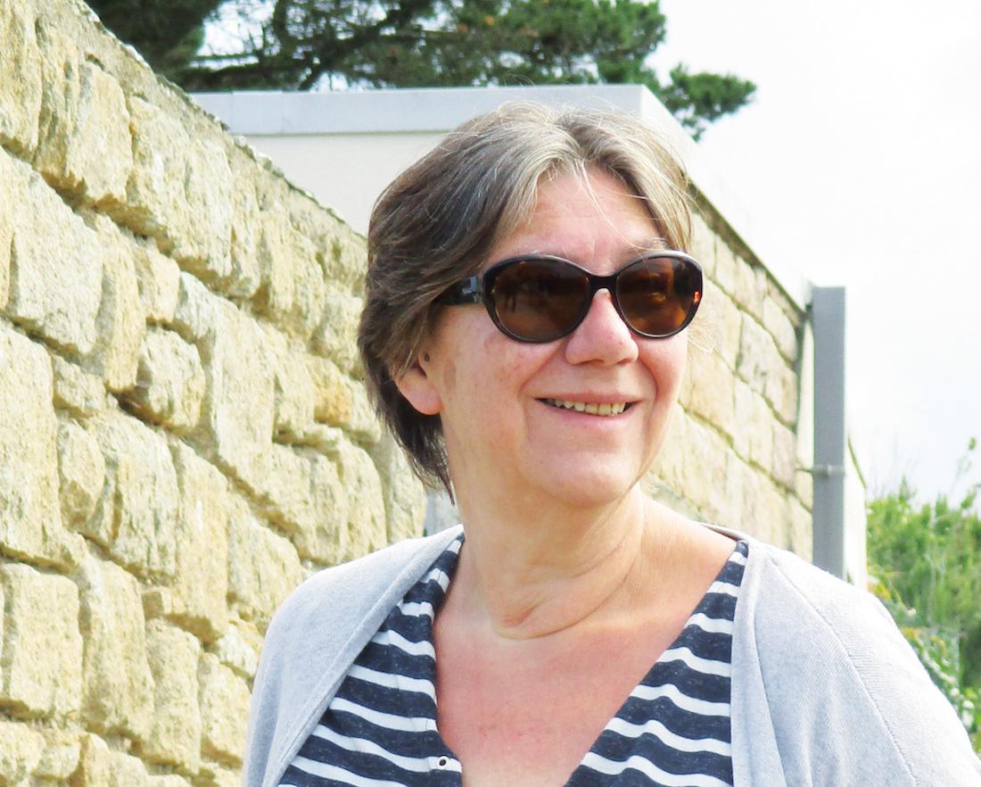 Marie Citrini, représentante des usagers à l'hôpital Saint-Antoine (AP-HP) et au sein du Collectif Inter-Hôpitaux. ©DR
