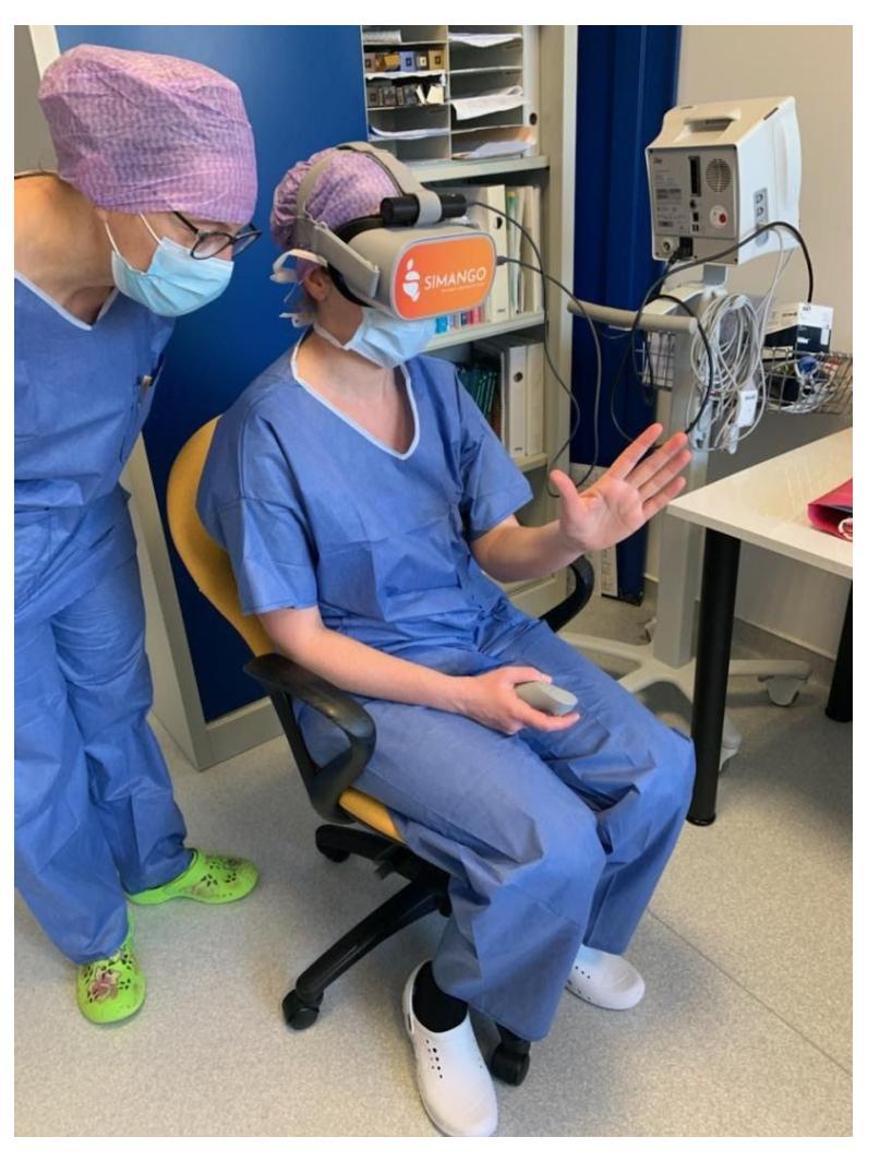 L'Hôpital Privé de la Baie dans la Manche, 1er établissement en France à intégrer la réalité virtuelle pour prévenir les risques au bloc opératoire
