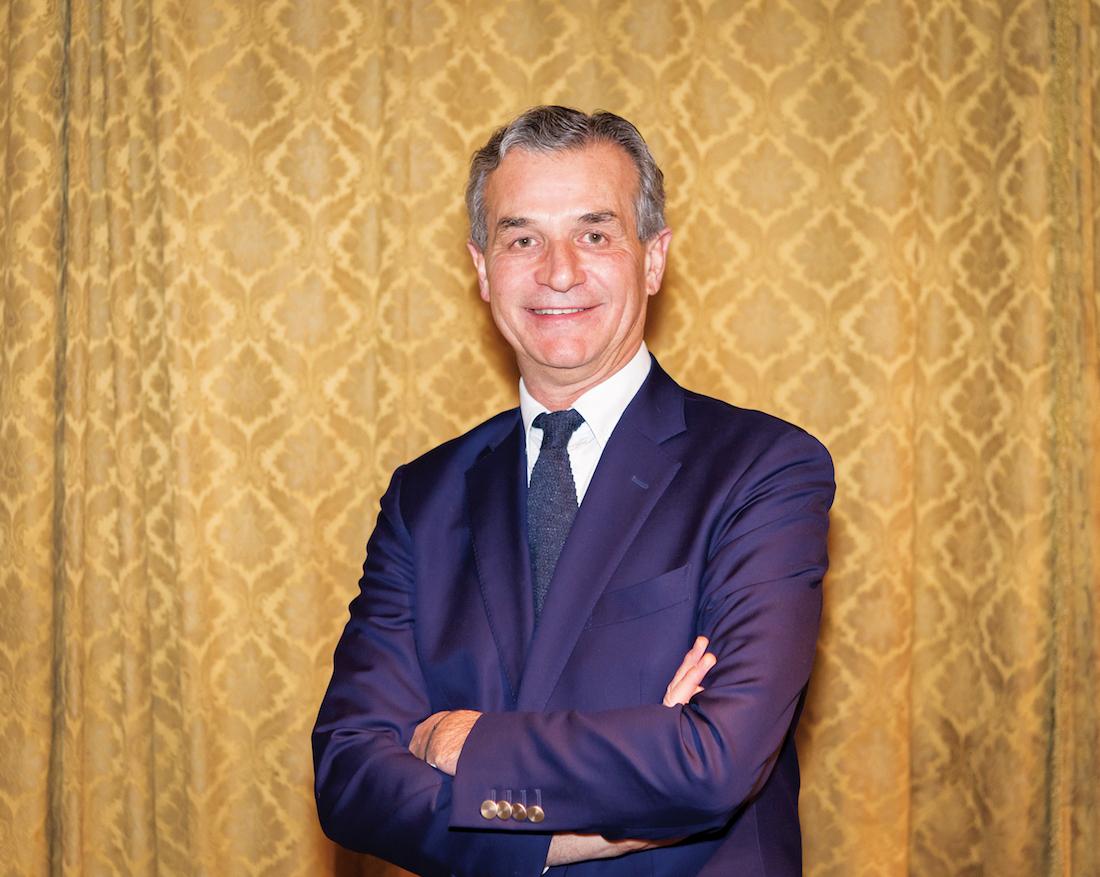 Le Pr Jean-Michel Bartoli, chef du Pôle Imagerie Médicale de l'AP-HM. © Ariane Le Guay