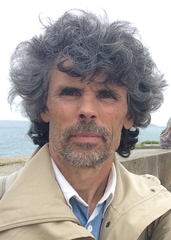Patrice Raveneau, de la Fondation Nicolas Hulot. ©DR