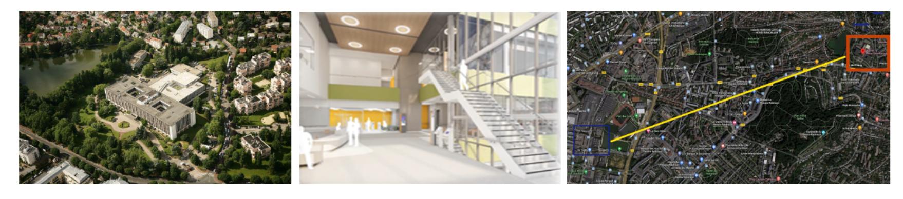 L'hôpital Marie-Lannelongue va être reconstruit au Plessis-Robinson