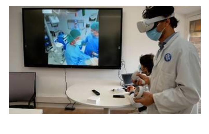 La chaire innovation « Bloc OPératoire Augmenté » : Améliorer les pratiques au bloc grâce à des technologies numériques innovantes