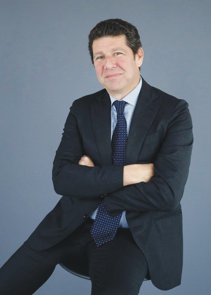 Bruno Leray, président du Groupe Courlancy. ©DR