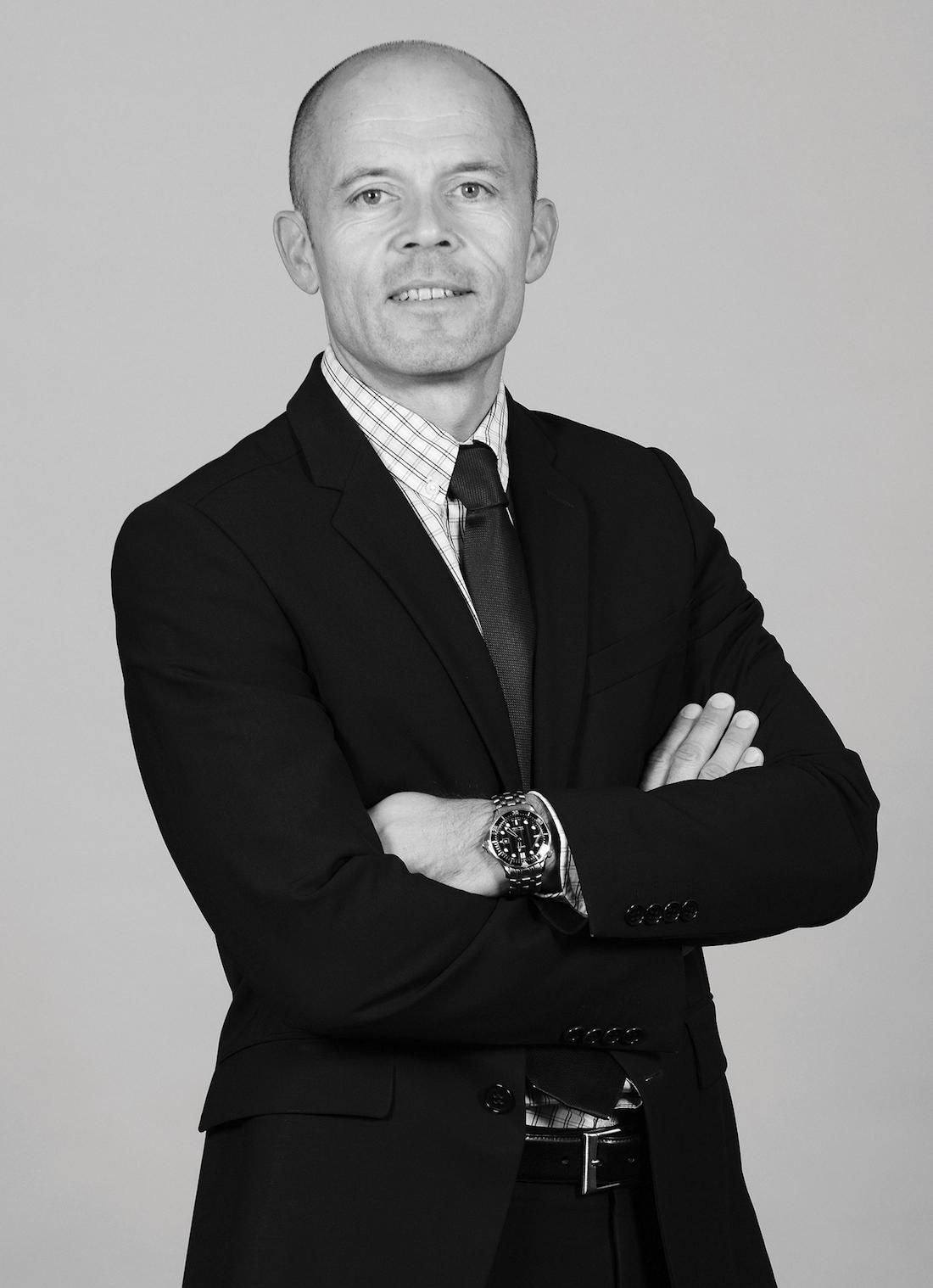 Ronan Dubois, directeur général du CHP Saint-Grégoire. ©DR