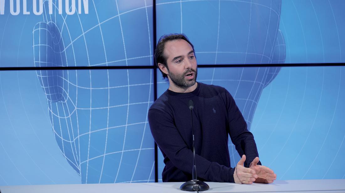 Stéphane Mallard. ©DR
