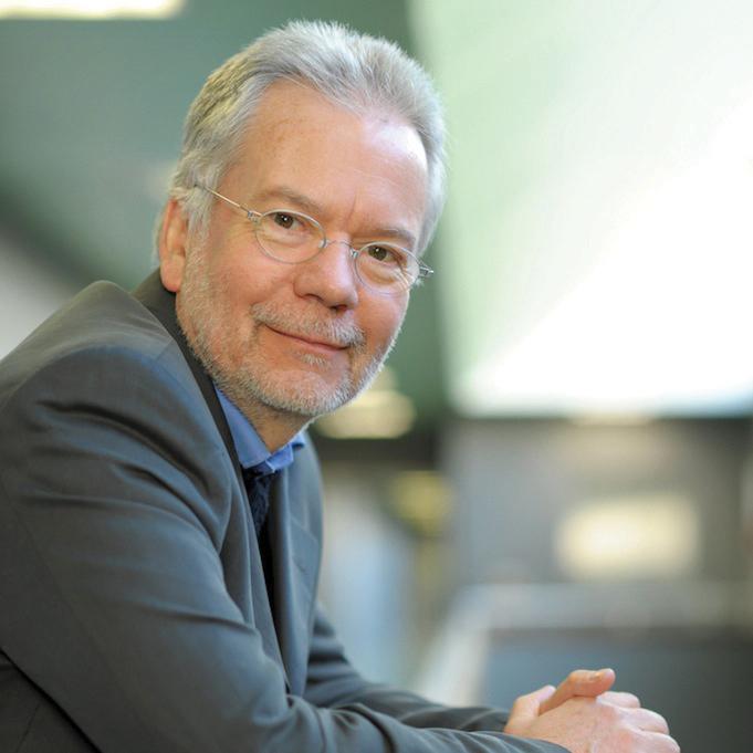 Claude Kirchner, directeur de recherche émérite de l'Inria, directeur du CNPEN et membre du CCNE. © Inria/Photo Kaksonen