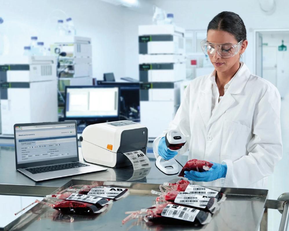 Le catalogue de solutions Groupe PRISME - Zebra Technologies répond de manière optimale à chaque besoin et chaque environnement de travail