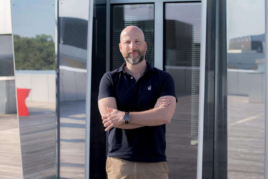 Gaëtan Le Guelvouit, responsable du Laboratoire Confiance et Sécurité chez bcom. ©DR