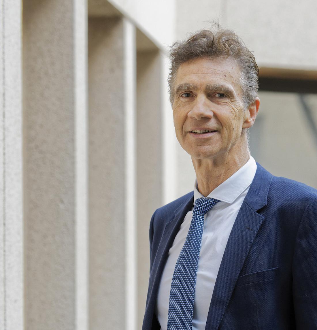 Le Pr Patrick Duvaut, directeur de l'innovation à l'IMT. ©DR