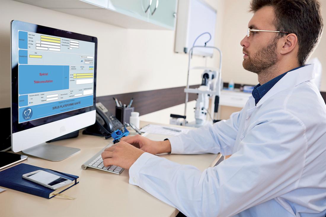 SPS, une plateforme gratuite pour les établissements de santé